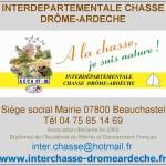 INTERDEPARTEMENTALE CHASSE logo courriel