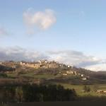 Village de BOFFRES en janvier