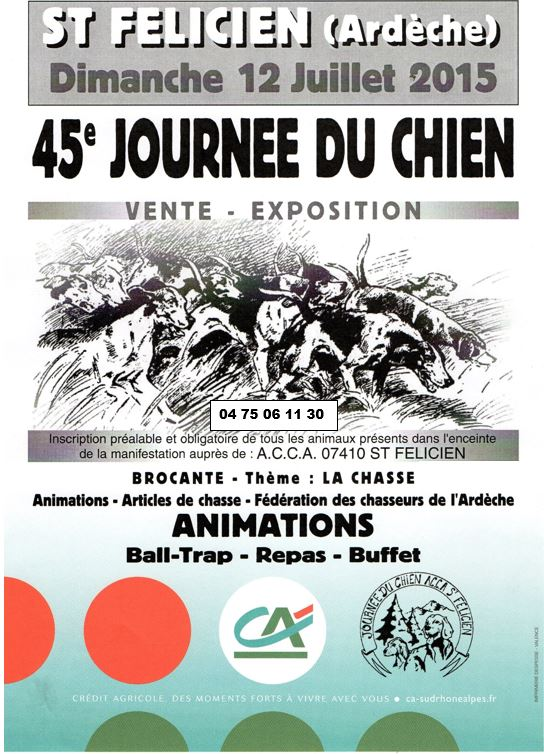 afficeh chasse